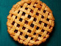 Deep dish apple pie recipe deep dish apple pie deep dish and apple and dried fruit lattice pie forumfinder Choice Image