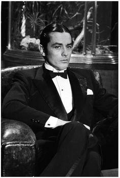 Alain Delon Godfather Inspiration