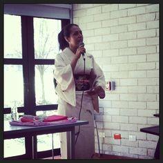 Conferencia de Kimono #semanaculturaljaponesa