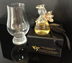 """The Angels' Share Whisky Angel"" is a Fantastic unique piece of hand blown glass ... http://www.angelsshareglass.co.uk"