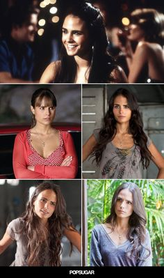 Watch Jordana Brewster's Evolution Through the Fast and Furious Movies