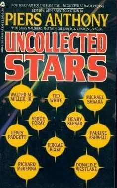 Uncollected Stars by Piers Anthony (Editor)