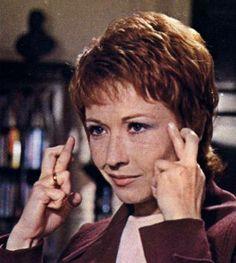 Marlène Jobert ... et ses jolies petites taches de rousseur ...