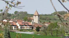 Genolier (VD, CH) Switzerland, Mansions, House Styles, Travel, Alps, Lake Geneva, Viajes, Manor Houses, Villas