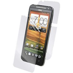 ZAGG #invisibleSHIELD for #HTC EVO 4G LTE (Full Body Easy Install) $22.99 From #DayDeal