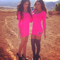 Women's Tight Dresses in Plain, Backless, Sexy Tight Dresses, Sexy Dresses, Neon Pink Dresses, Rockstar Energy, Promo Girls, Club Outfits, Dress Skirt, Hot Dress, Beautiful Outfits