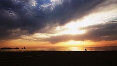 Sunrise in Torroella de Montgri beach, Girona. | JC BELMONTE | Flickr