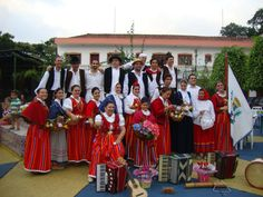 Folclore. Ilha da Madeira.