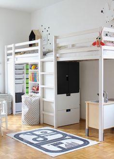 Kinderzimmer Klassiker: Das Hochbett - Alles was du brauchst um dein Haus in ein Zuhause zu verwandeln   HomeDeco.de