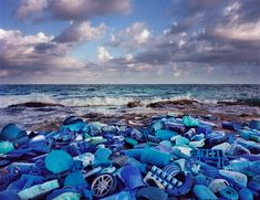 Washed Up: Alejandro Duran's Site-Specific Found Plastic and Trash Installations