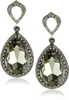 "Azaara ""Crystal"" Roxanne Earrings"