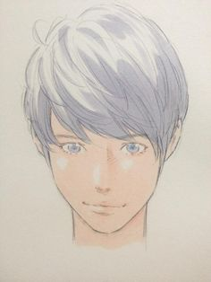 By EISAKUSAKU . Character Drawing Illustration
