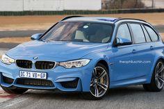 image of BMW M3 Touring photoshop 750x500