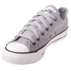 Sick of buying black Converse just because you're worried no other colour will match your wardrobe? Phaeton Grey is a wicked colour and is super versatile! This way you can step out of your comfort zone, but still look super stylish all the time! Wear these sneakers til there's nothing left! You won't be sorry with your purchase!!