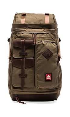 Jansport Skip Yowell Collection Lhasa in Army Green | REVOLVE