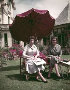 Reign of Roses: Photo princess Alexandra and princess marina
