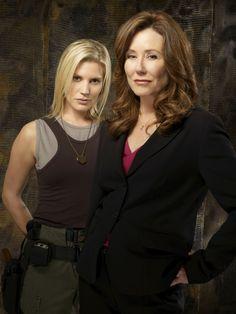 Kara Thrace & Laura Roslin