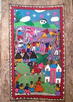 Joyeros Ramos: Pintura a mano en papel de amate