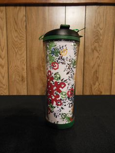 Homemade cappuccino mix, in a Starbucks  travel mug,  great gift idea on Etsy, £6.08