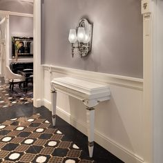 Windsor Entrance&Hall - Entrance, Livingroom | Visionnaire Home Philosophy; www.coquille.pl