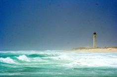 Punta Celerain Lighthouse: Got to climb to the top of this light house later