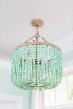Ro Sham Beaux chandelier | Natalie Clayman Interior Design