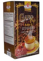 cafe ganoderma