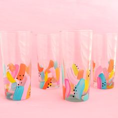 I am pretty sure no one can have too many pieces of decorative glassware. While I am no where near the collector status of Elsie from A Bea...