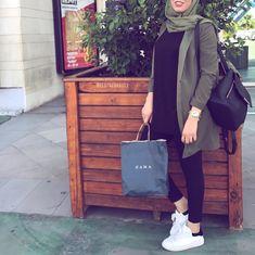 Pinterest @ZainabPatelOfficial ❤ #hijabfashion