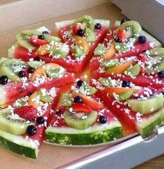 Fruit pizza?