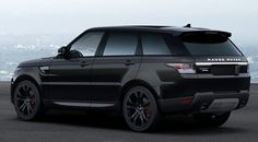 2015 range rover sport se black - Google Search