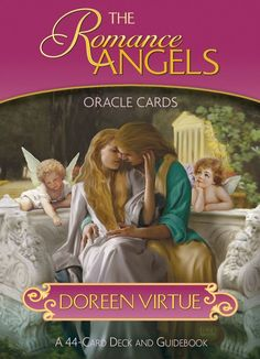 A 44 Card Deck And Guidebook The Romance Angels Oracle Cards February 15, 2012 #HayHouse