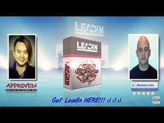 LeadIn Video 2a - stay Tune! Coming at You at July 21st 9AM EST :) :) :)  buy http://hanfanapproved.com/hfersn/Leadin Check out my Leadin Bonus and Leadin Review and discover how Leadin Smart Marketers Are Using Simple Competitions To Grow Their Subscriber Base By Over 295 New Subscribers Every Day… With No Extra Work!!