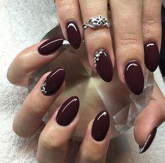 20110816burgundy-nails