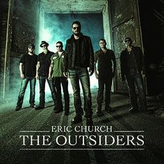Eric Church Reveals 'The Outsiders' Track Listing
