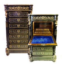 Antiguo Abattant Napoleón III Medidas: 67x3x136 cm