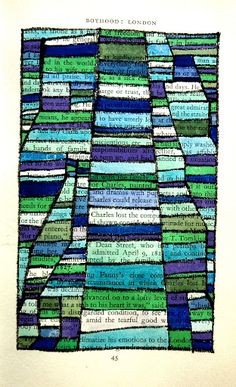 6th grade with art history lesson (paul klee)