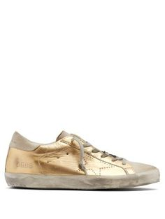 Super Star low-top leather trainers | Golden Goose Deluxe Brand | MATCHESFASHION.COM