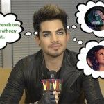 Adam Lambert forgets the lyrics to his own songs sometimes, but does he remember famous lines from Whitney Houston, Kelly Rowland and Donna Summer hits? See what happened when we quizzed him.