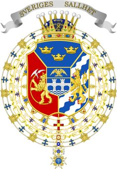 Serafimersköld Prince Karl Johan Riddarholmen
