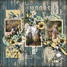 a walk in the woods - Scrapbook.com