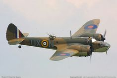 The Bristol Blenheim was a WWII British aircraft originally used as a light bomber, however it later proved itself a valuable long-range and night fighter. It was the precursor for the lighter and faster De Havilland DH98 Mosquito.