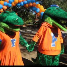 Gator Love #uf #gainesville