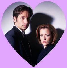 Milder and scully  xfiles