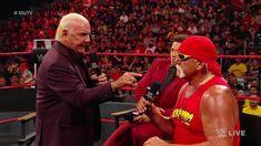 Team Hogan vs Team Flair on October at WWE Crown Jewel . Raw Wrestling, Wrestling Videos, Wrestling News, Wwe Backstage, Wwe Raw Videos, Ric Flair, Hulk Hogan, Brock Lesnar, Italia