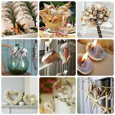 Lots Of Eco Friendly, Recycled Wedding Decor Ideas!