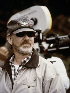 Steven Spielberg. Historical figure in the film industry.