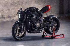 Transform Your Honda CBR1000RR Into a Modern Custom With Huge MOTO   Highsnobiety