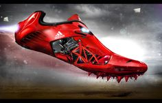 Nuthin' But Mech Site B: MECH SHOE CONCEPT - Track & Field
