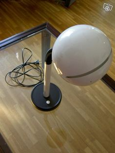'Vario' Table Lamp (Orno 940-105)(painted metal). Reference: http://muistaja.fi/imageinfo.php?id=15789&view=lres&prms=